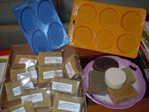 Lavender Basic Bar Soap and others