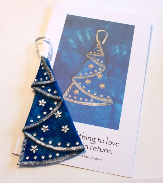 card and ornament