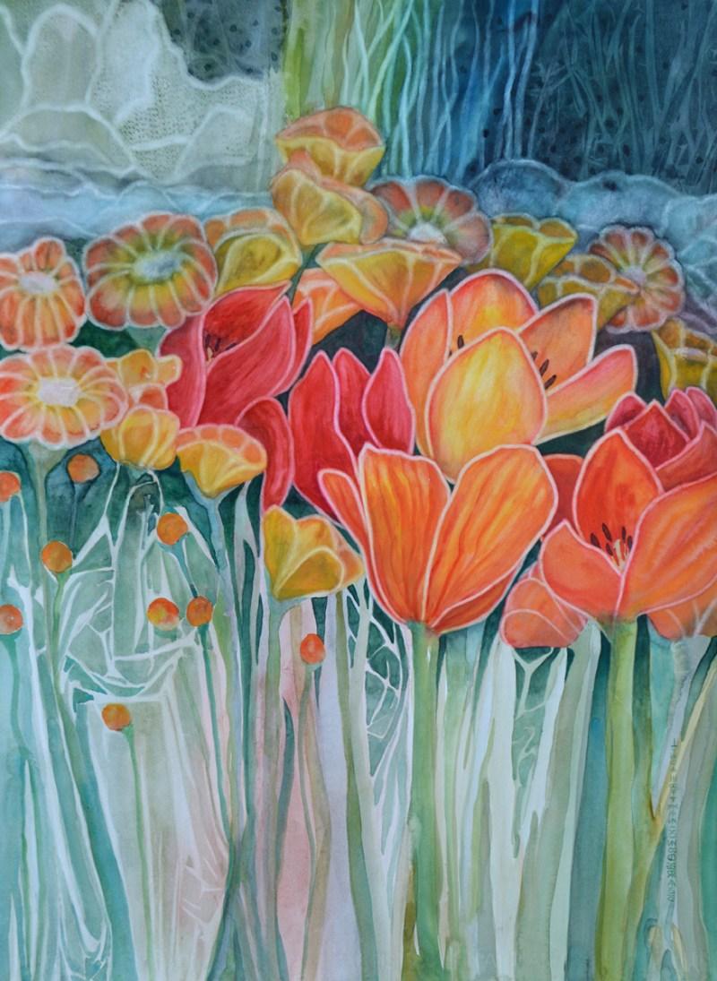 Springtime Delight | Lynda Hoffman-Snodgrass