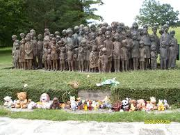 Lidice_ChildrenSculptures