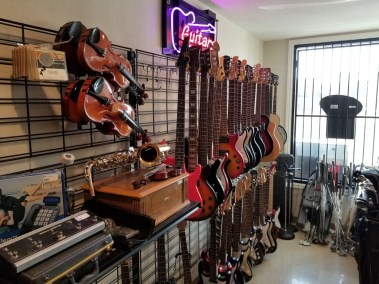 Lynda's Pawn Shop - Guitars and Musical Instruments