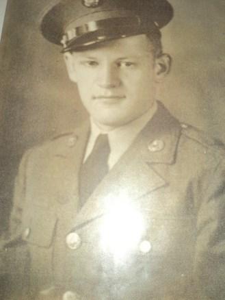Joe Crohn of the US Army