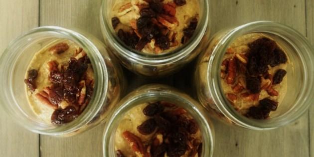 Pumpkin Spice Paleo Pudding