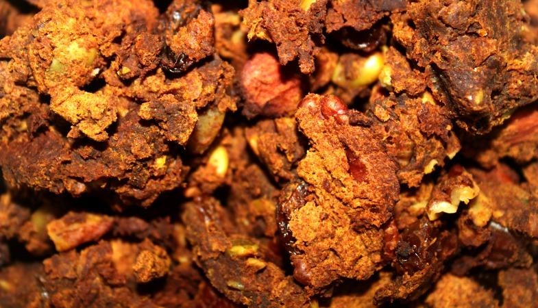 Paleo Pumpkin Crunch Cereal