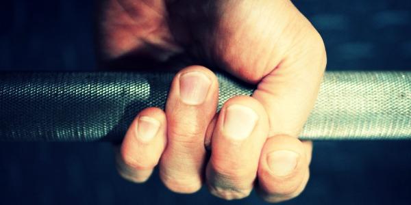 deadlift hook grip