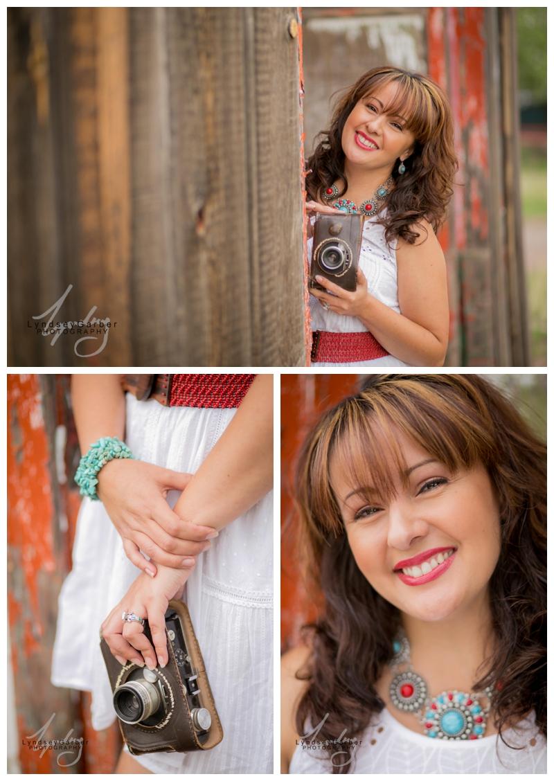 New Mexico Portrait Photographer Lyndsey Garber