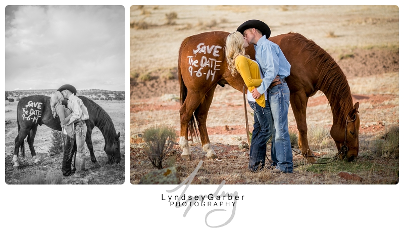 Datil, New Mexico, Engagement, Photography