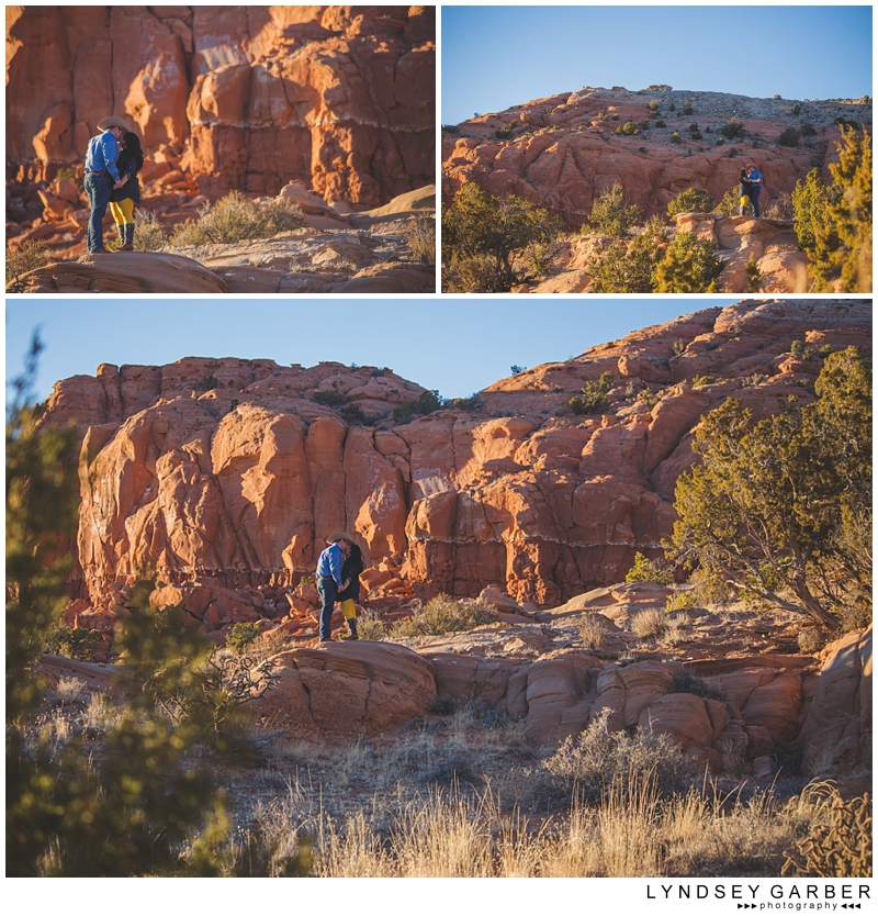 Grants, New Mexico, Red Rock, Ranch, Engagement, Photography, Session