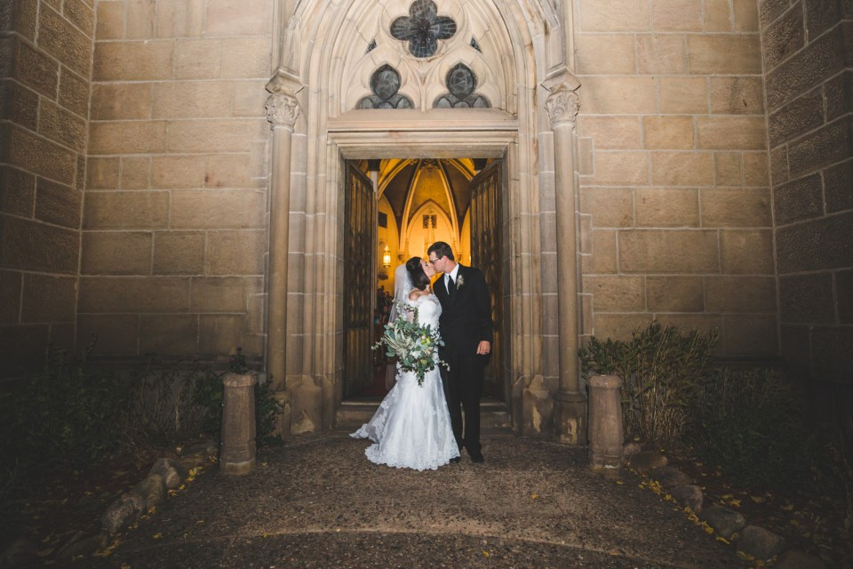 How to Take Better Wedding Photos with Flash