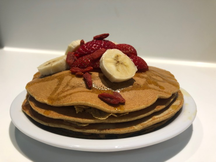 Flavours for Health Malta - Morning Dreamers Pancakes
