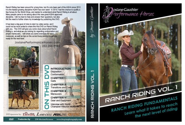 Ranch Riding par Josiane Gauthier