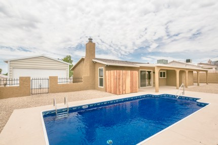 Pool Home Lake Havasu city, AZ
