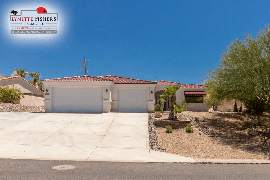 1932 Burgundy Dr Lake Havasu City, AZ 86404