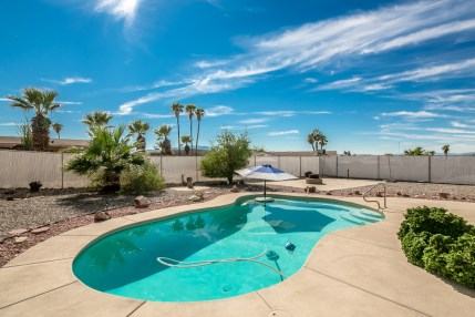 Lake Havasu Pool Home