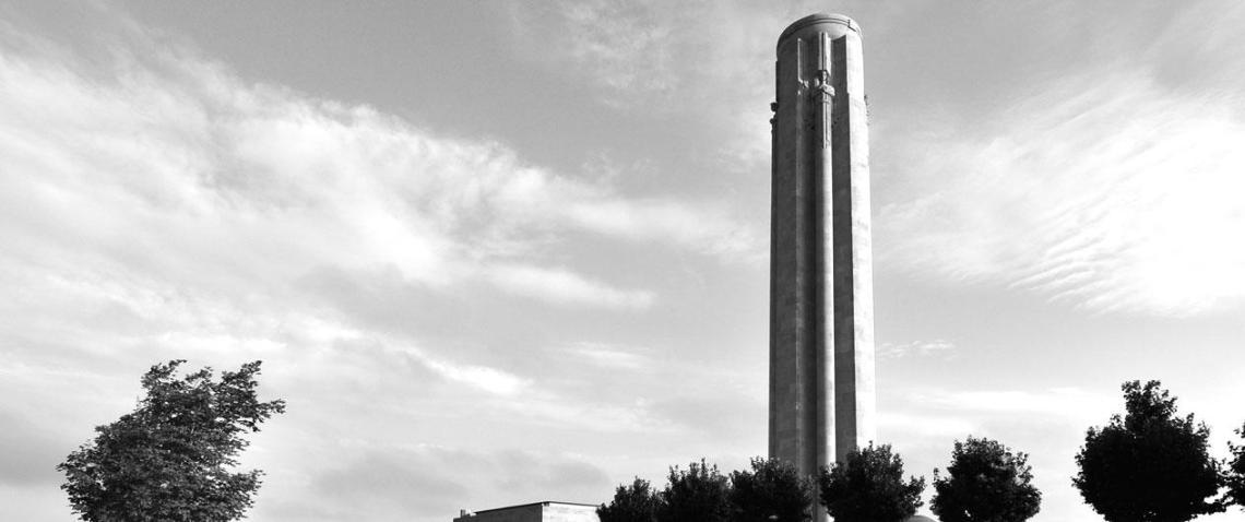 virtual memorial tour, Kansas City WWI museum, lynettemburrows.com