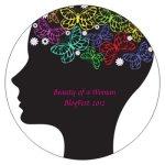 Beauty of a Woman Blogfest Logo