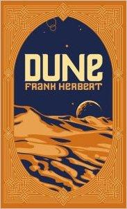 Cover of Dune by Frank Herbert, lynettemburrows.com