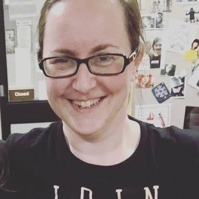 Sarah Worrell, author