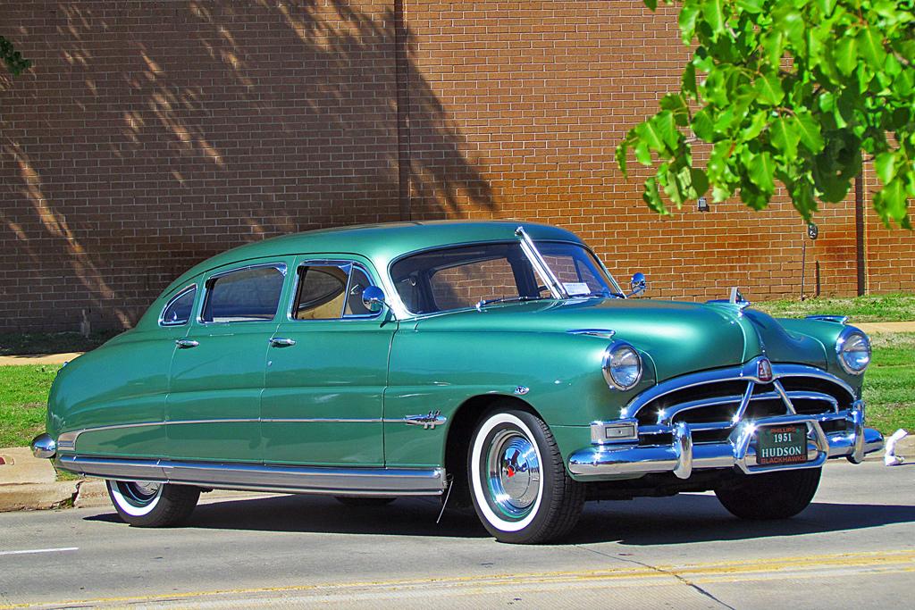 green Hudson Hornet, 9 things rarely seen today, Lynette M Burrows