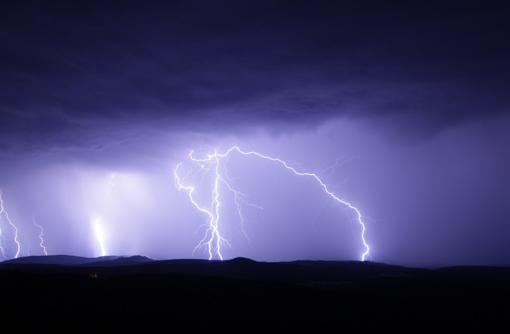 The special effects of the sky: Thunder and Lightning are powerful images in word and song. Hear are some facts and fantasy.