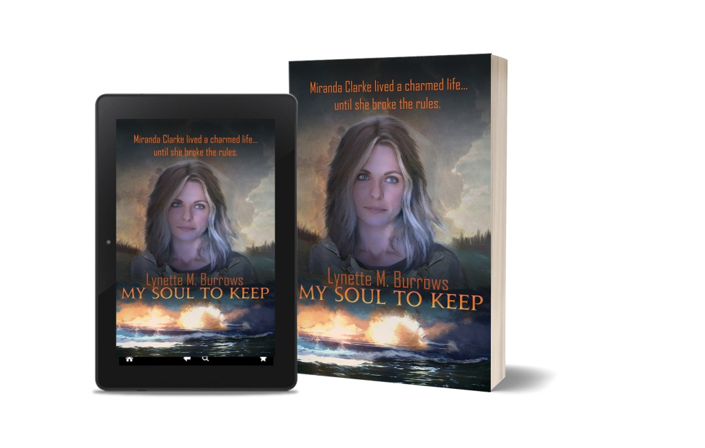 My Soul to Keep by Lynette M. Burrows