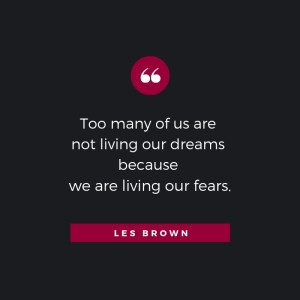 Make room for your fears and your dreams...lynettemburrows.com