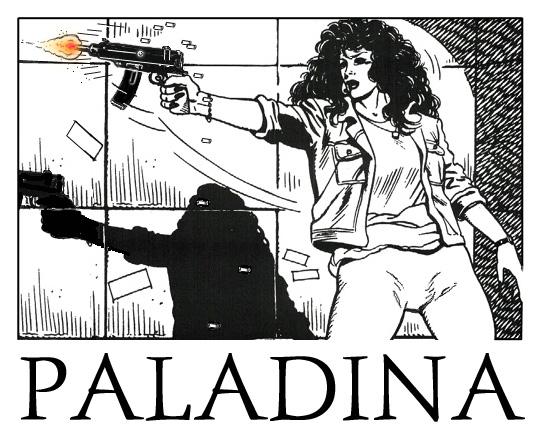 Sneak Peek at Paladina, a work-in-progress by Lynette M. Burrows