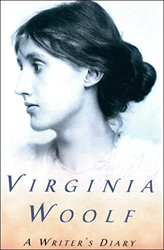 Image of the book Virginia Woolf, a writer's diary Details of her writing success and habits.