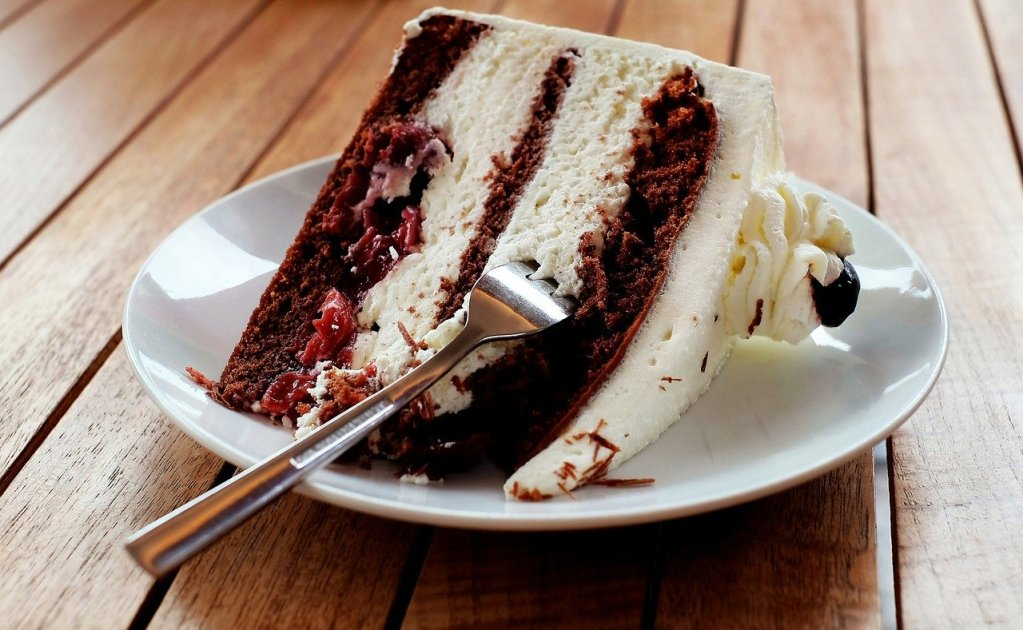 Thing of your success in terms of a slice of cake--who will enjoy it. what flavor of success do you or they want?