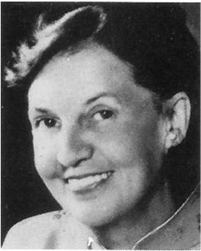 Photo portrait of Edita Morris author of The Flowers of Hiroshima