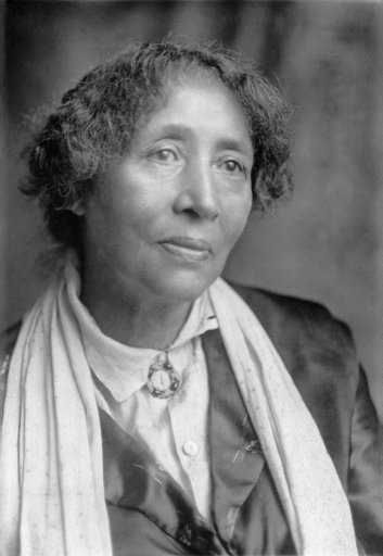 Photograph of Lucy Parsons in 1920 She refused to be silenced
