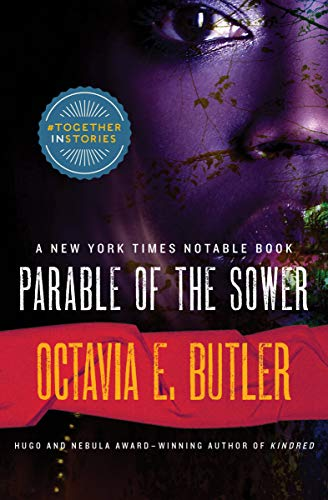 Image of the book cover for Parable of the Sower. Do you want to read more?
