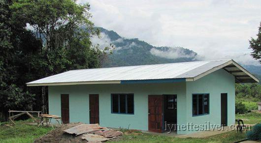 new pre-school building