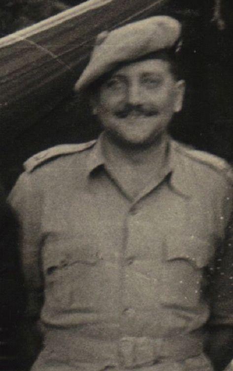 Major 'Jock' Campbell