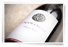 Lynfer Estate Pinot Noir Bottle