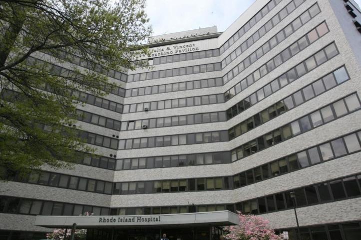 Rhode Island Hospital.