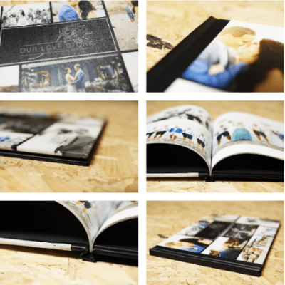 Hardcover Albums