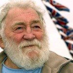 Conservationist David Bellamy