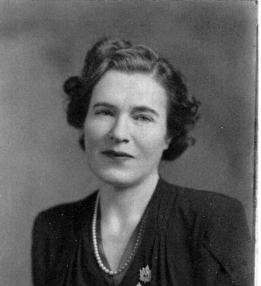 This is One of the Last of the Grand Old Ladies - my grandmother - a lady of strength and grace and class - Hilda Alexandra Mary Henderson