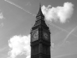 Elizabeth Tower and Big Ben London