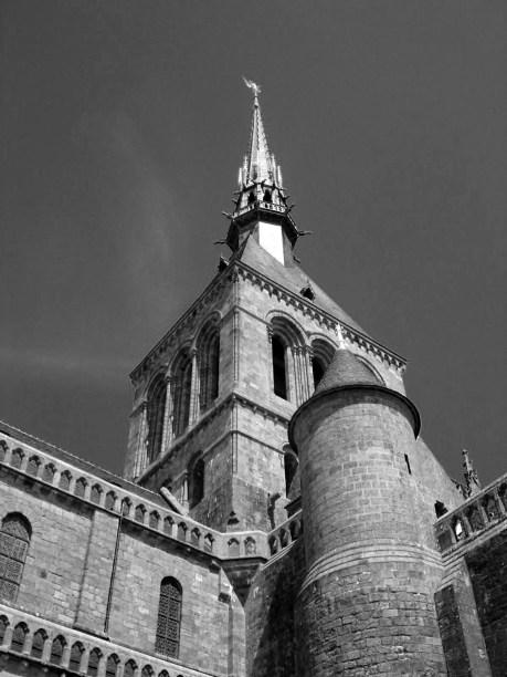 Mont St Michel Brittany