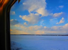 The Ottawa Valley in late winter