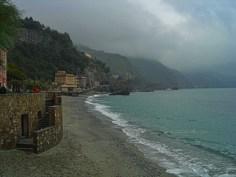 Cinque Terre meets the Ligurian Sea - Italy