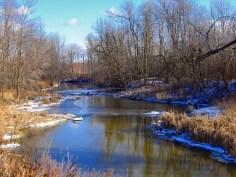Raisin River, Summerstown, Ontario