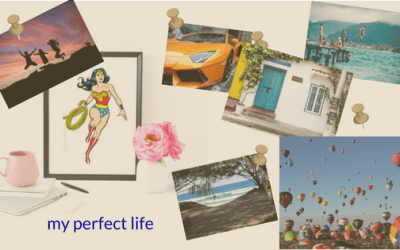 Create Your Vision Board – Video
