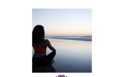 Simply knowing meditation and mindfulness is good for me wasn't enough…