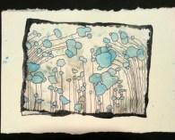 printmaking sample © Lynne Medsker