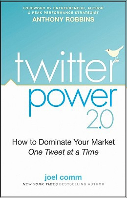 cover of book Twitter Power 2.0