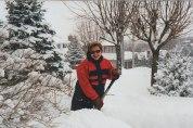 Winter in Sudbury