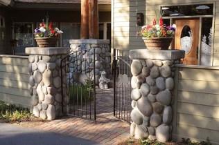 Garden Gate - Summer